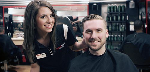 Sport Clips Haircuts of Midland Haircuts