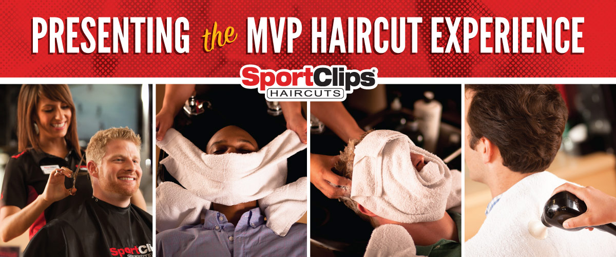 The Sport Clips Haircuts of Midland MVP Haircut Experience